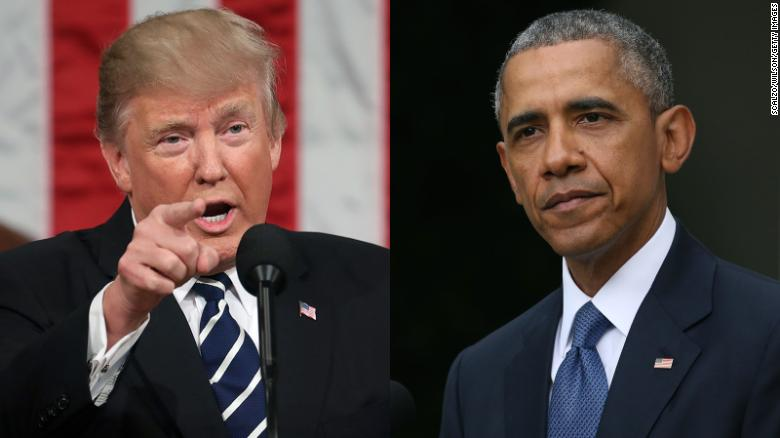 Obama is not taking Trump's bait