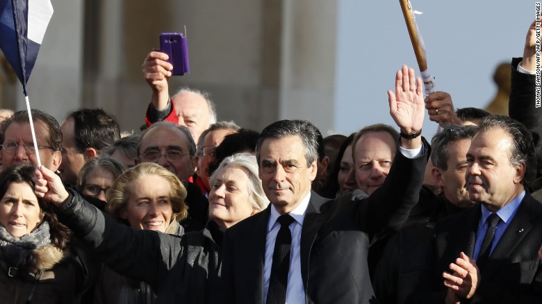 What you need to know about Francois Fillon