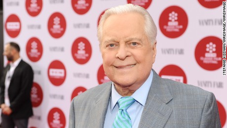 "Robert Osborne attends the opening night gala screening of ""Oklahoma!"" during the 2014 TCM Classic Film Festival at TCL Chinese Theatre on April 10, 2014 in Los Angeles, California."