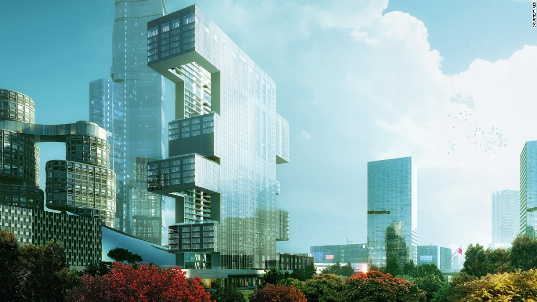 Project R6 is currently on hold, but if it does go into construction, it could be one of the most striking buildings in Seoul. A complex of studio apartments, Project R6 is designed for short-term occupants who appreciate views and light, but do not require a lot of space.
