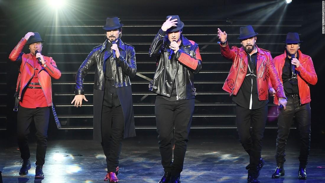Backstreet Boys' Secret To Longevity? Age Dan Therapy