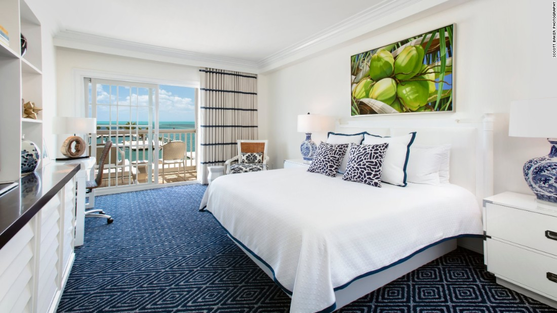 At Oceans Edge, which opened in January, all 175 rooms have ocean views.