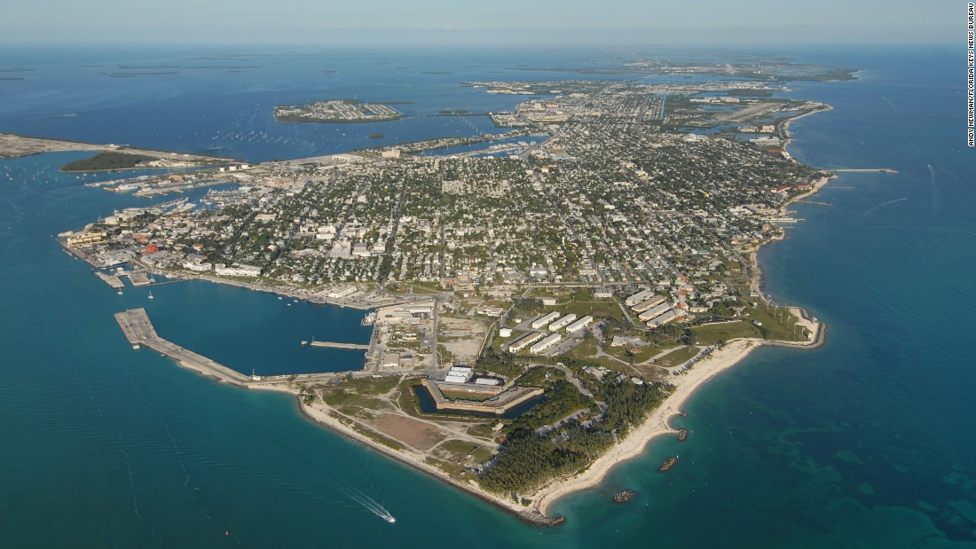 Late winter into spring is a great time to visit Key West, the southernmost city in the continental United States.
