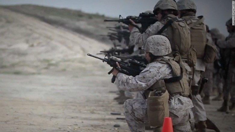 marines training generic