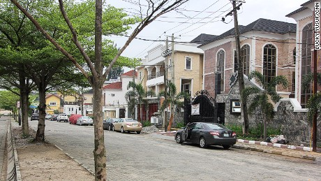 "Posh Lagos neighborhoods in Parkview backdrop some of Adichie's ""Americanah."""