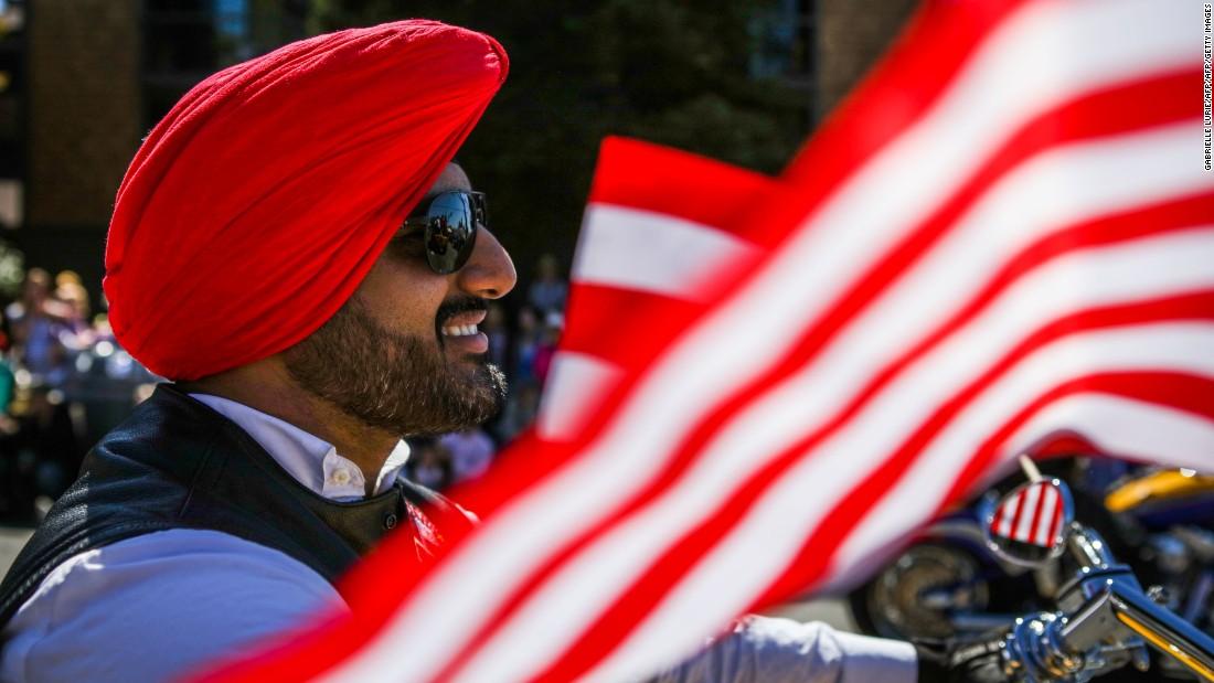 Sikhs: Religious minority target of hate crimes 170306180912 sikh us tease super tease