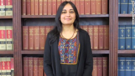 Neha Vyas, immigration attorney, Seattle, Washington