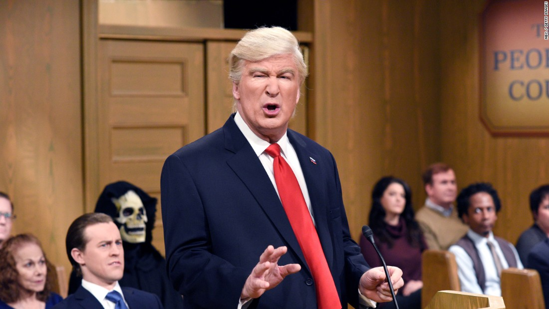 Alec Baldwin reveals he might not play President Trump much longer on 'SNL'