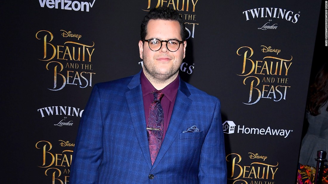 Josh Gad Responds To People Upset By Gay Character In 'Beauty And The Beast'