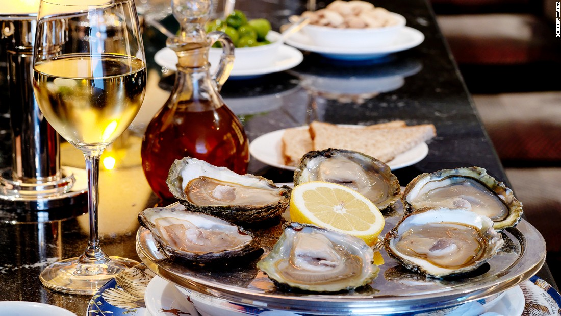 <strong>Wiltons: </strong>Wiltons isn't just any oyster bar. By 1868, the shellfish-monger had already received its first Royal Warrant as Purveyor of Oysters to Queen Victoria in recognition of its services to the royal family.
