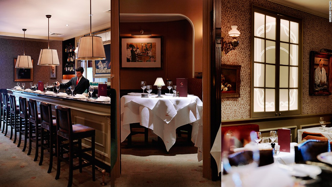 <strong>London's oldest restaurants: </strong>Looking for a meal that will leave a lasting impression? CNN Travel explores London's finest culinary centenarians. The youngest on this list is turning 100 this year, whereas longest-standing London restaurant Wiltons (pictured here), opened in 1742.