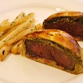 London oldest restaurants Beef Wellington