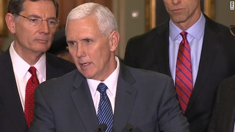 Pence: If you like your Obamacare, keep it