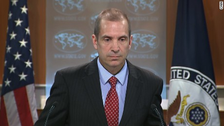 Mark Toner State Dept briefing