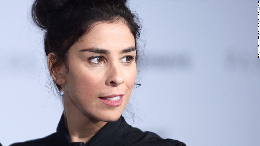 Sarah Silverman Gets Stage Fright