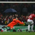 Michael Carrick penalty champions league final 2008 cech man united