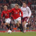 Michael Carrick West ham diego forlan 2002