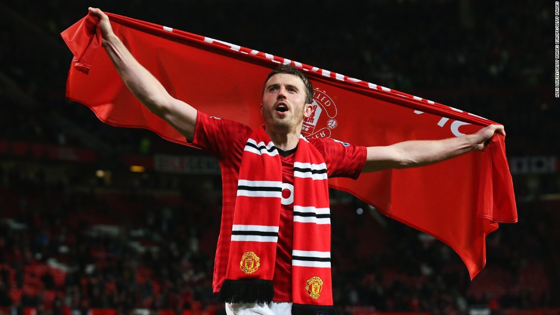Michael Carrick On United And Winning