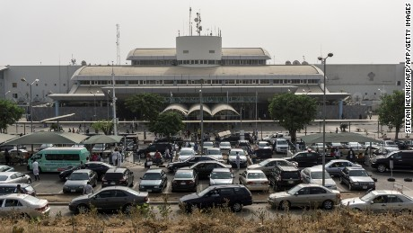 Nigeria closes Abuja airport for six weeks