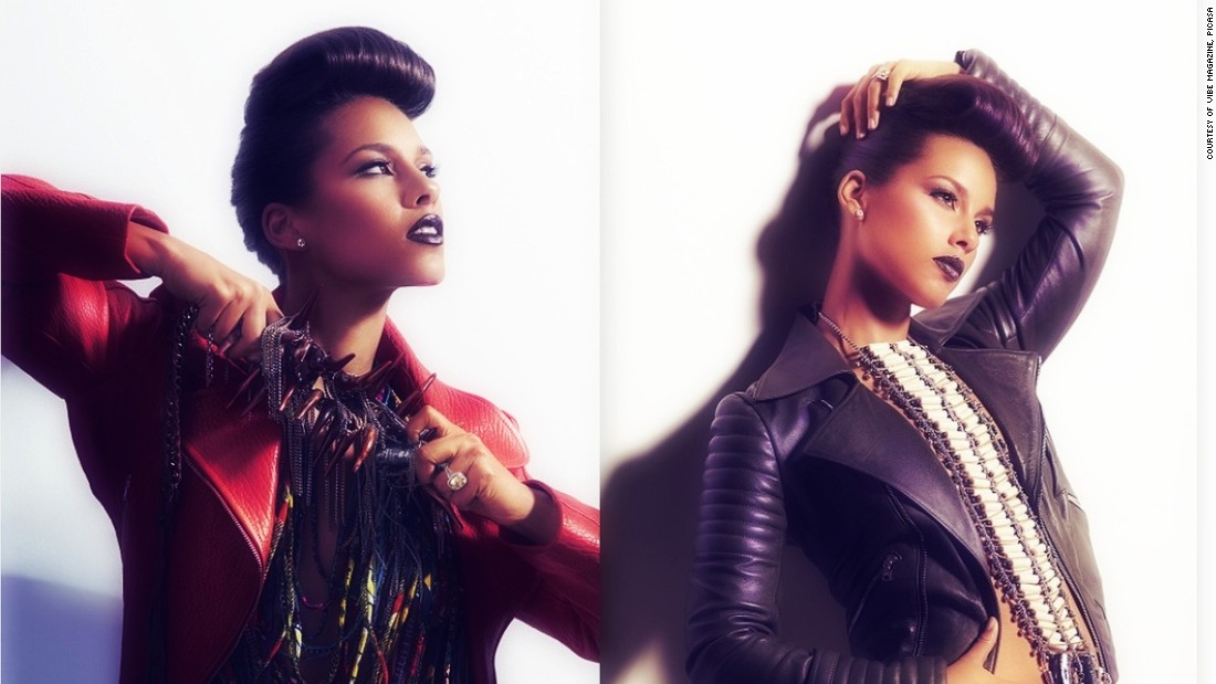 Now instead of royalty, Quansah's designs adorn celebrities like Alicia Keys, Thandie Newton and Keisha Buchanan.