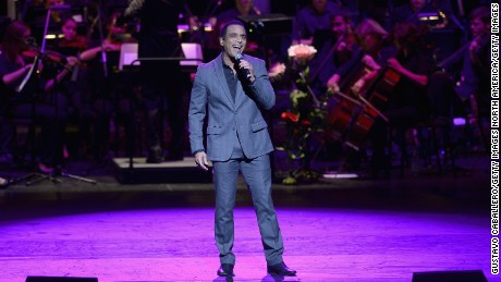 MIAMI, FL - APRIL 21:  Jon Secada  attends Adrienne Arsht 10th Anniversary Gala Concert at Adrienne Arsht Center for the Performing Arts on April 21, 2016 in Miami, Florida.  (Photo by Gustavo Caballero/Getty Images)