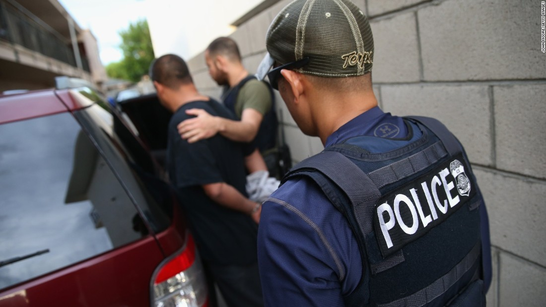 Source: ICE targeting 'sanctuary cities' with raids