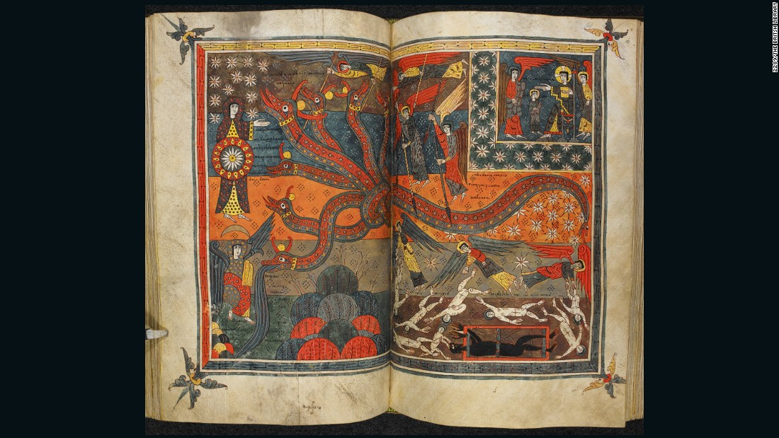"""One of the things we were trying to achieve was to report faithfully and accurately on the development of the text, the way in which the art embellished that text, and what it was used for,"" says co-author Kathleen Doyle, lead curator of illuminated manuscripts at the British Library. <br />"