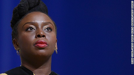 Chimanda Ngozi Adichie is a prominent novelist, short story writer and speaker. She is well known for her feminist speeches, her TEDx Talk and adapted short-essay, We Should All be Feminists is one of the foremost contemporary works on women's liberation.