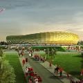 Russia 2018 world cup Kaliningrad Stadium artist's impression