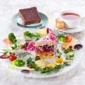 15 salad cake