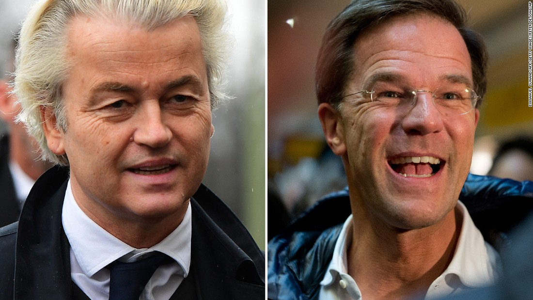 Everything you need to know about the Dutch election