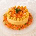 17 salad cake