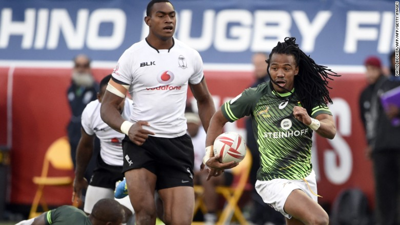 Las Vegas Sevens: All the best action