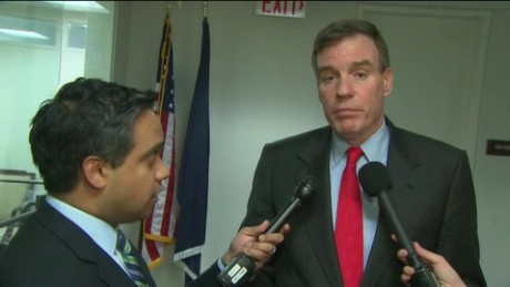 Sen Mark Warner Russia hacking investigation Raju sot_00010713.jpg