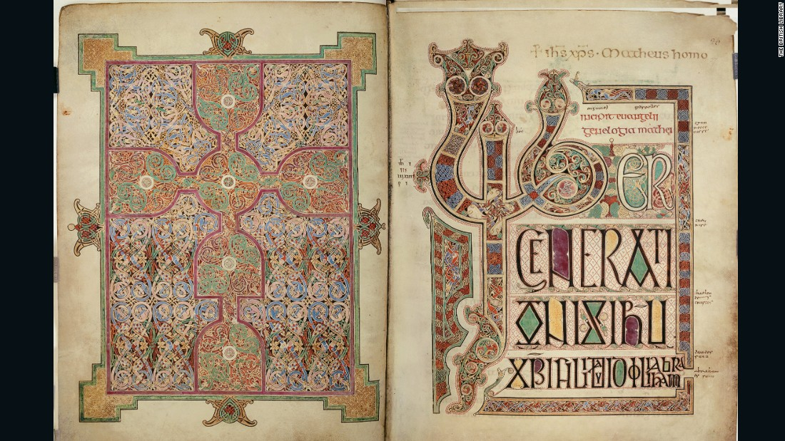 The book's importance lies in the evidence of its production, the beauty of its illustrations, and the gloss of its text, which is the earliest rendering of the Gospels in the English language, the authors say. <br />