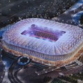 Rostov-on-don arena artists impression russia world cup 2018