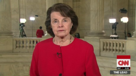 Sen Dianne Feinstein on Trump's wiretap claims tapper lead intv_00015505