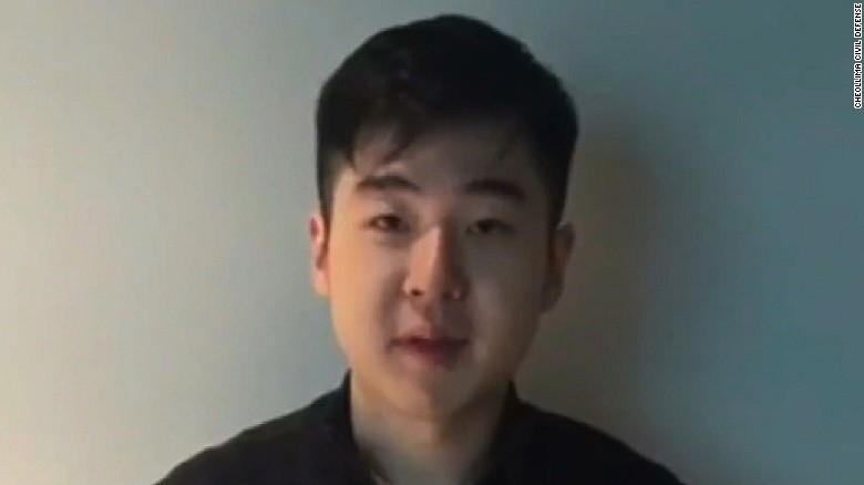 Kim Jong Nam's son goes public with video