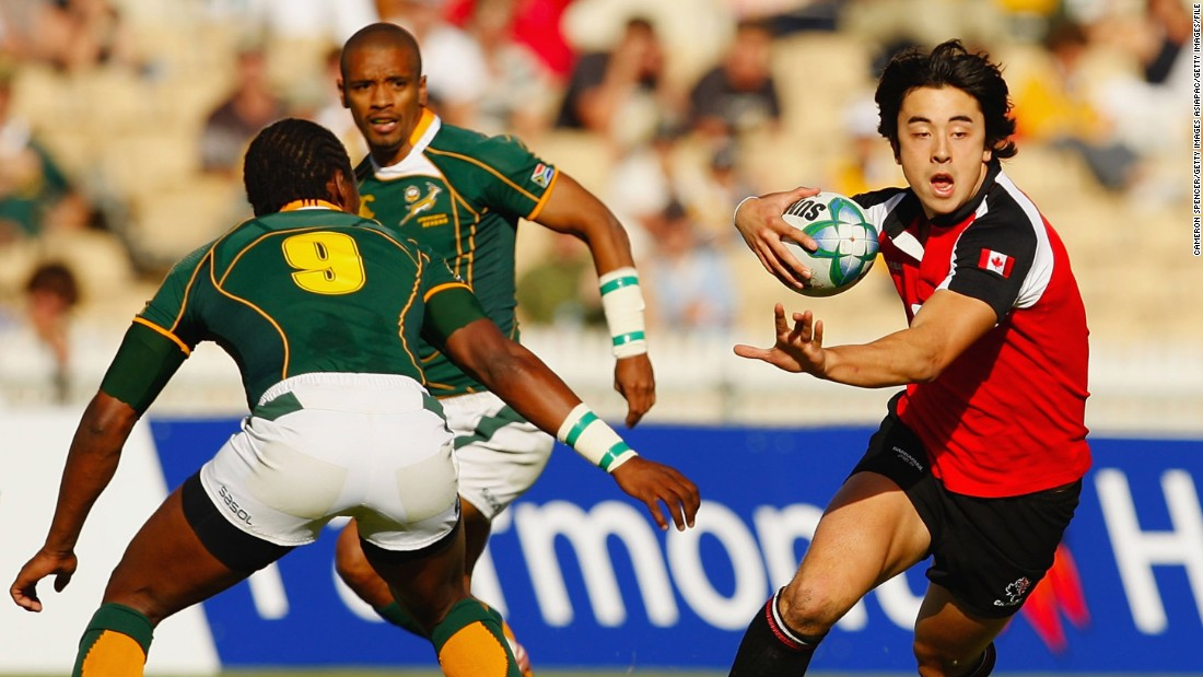He has made a big impact since his Sevens World Series debut as an 18-year-old in 2006.