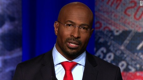 Van Jones: There is a danger normalizing Trump