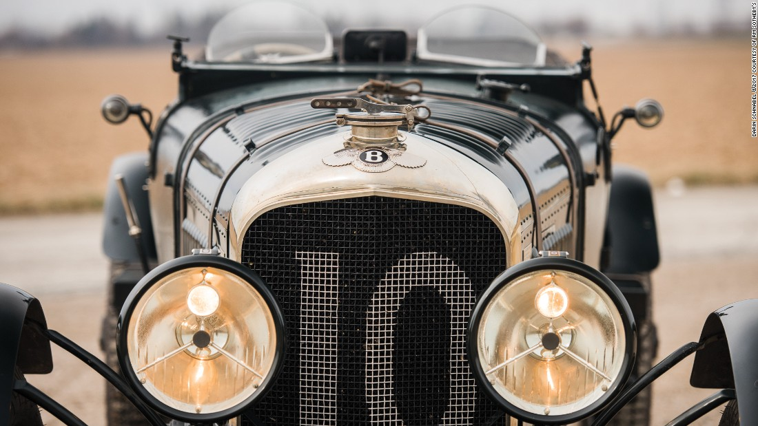 The values of vintage and classic cars show how the market is almost as rarefied as the art world.