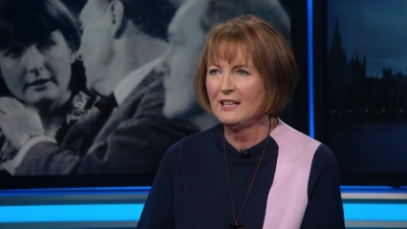 amanpour harriet harman female prime ministers leadership_00003604