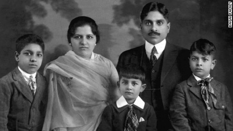 Vaishno Das Bhagai migrated from India with his family and arrived in San Francisco in 1925.