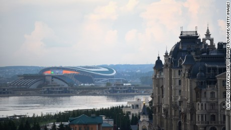 Take a tour of the 2018 Russia World Cup stadiums