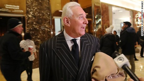 Trump Adviser Roger Stone Admits Messaging With Alleged DNC Hacker