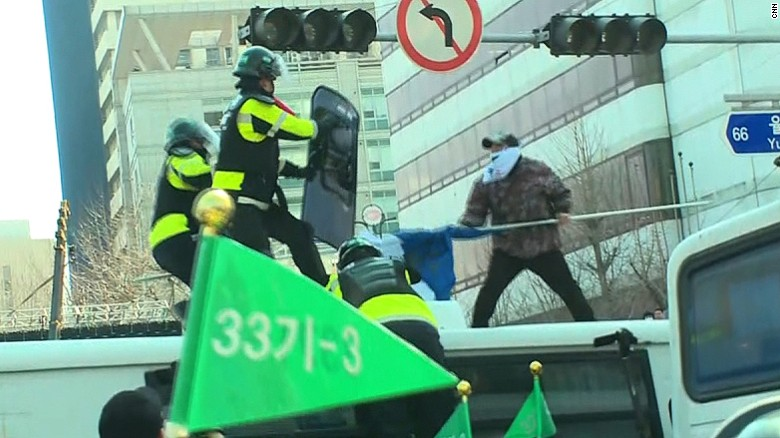 South Korea Impeachment Protest Death Toll Rises to 3