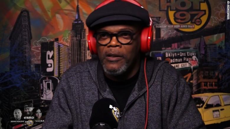 Samuel L. Jackson critiques 'Get Out' casting