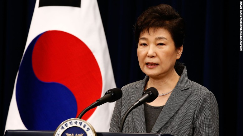 South Korea: Park Geun-hye impeachment upheld