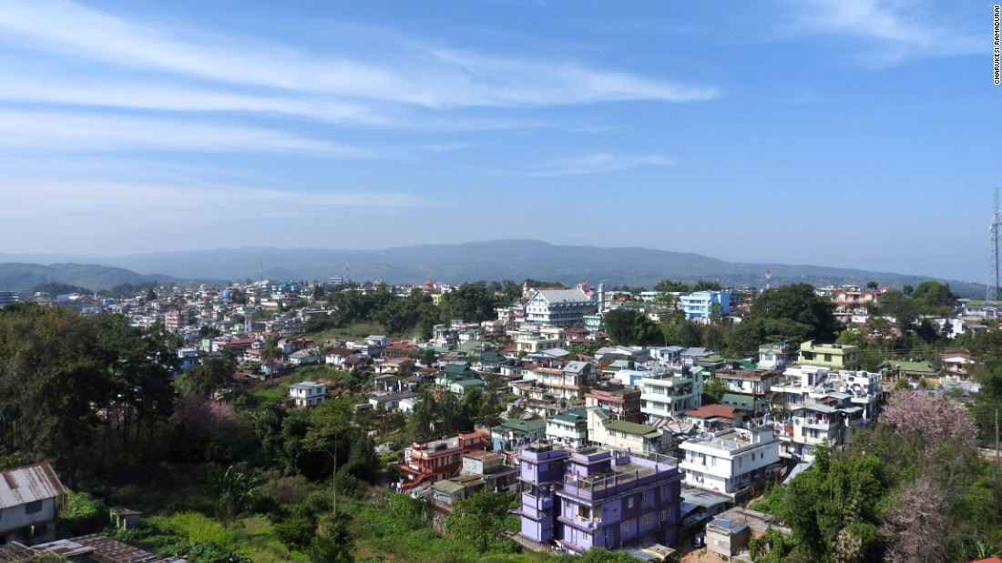 <strong>Shillong: </strong>From a Bob Dylan cafe to buzzing markets, Meghalaya capital Shillong is one of India's most fascinating hill towns.