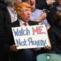 England trump